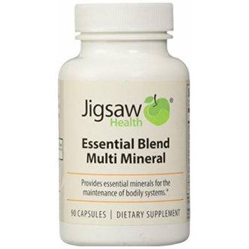 Jigsaw Health Multi-Mineral, Essential Blend- Replenishes valuable minerals and critical trace minerals no longer abundant in food.