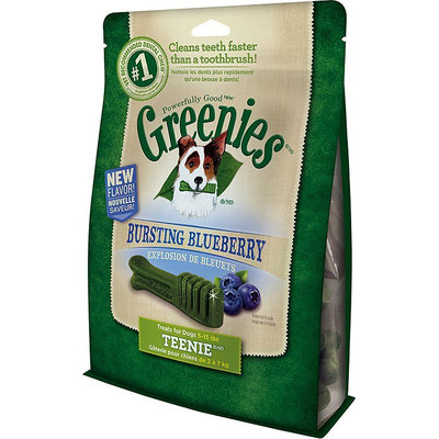 Greenies® Bursting Blueberry Teenie® Dog Treats