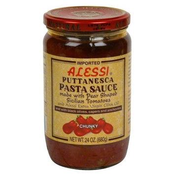 Alessi Puttanesca Pasta Sauce, 24 Ounce -- 6 per case.