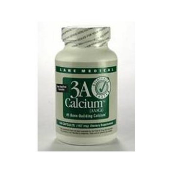 Lane Labs - 3A Calcium 150 cap 1000 IU [Health and Beauty]
