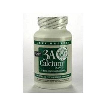 Lane Labs - 3A Calcium 150 cap 1000 IU [Health and Beauty]