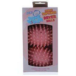 Totally Toddler Fabric Softener Dryer Balls - 2 pk