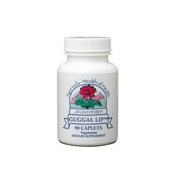 Ayush Herbs - Guggal-Lip 300mg 90c