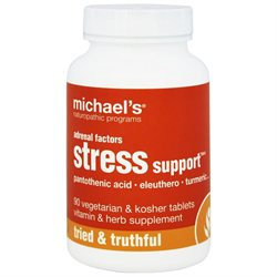 Michael's Health Products Michael's Naturopathic Programs Adrenal Factors Stress Support