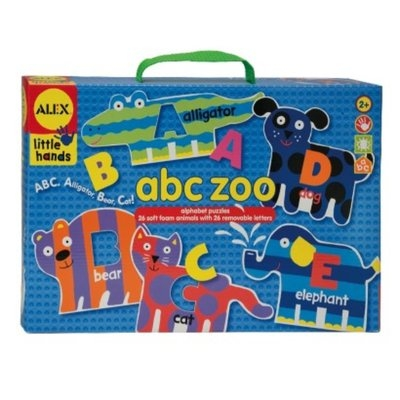 Alex Toys Alex ABC Zoo Puzzles