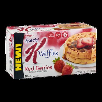 Special K® Kellogg Waffles Red Berries