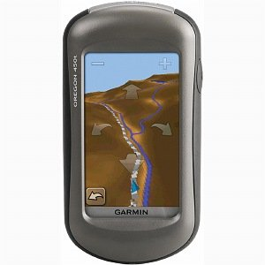 Garmin Oregon 450T Portable Gps Sytem Model 010-00697-41