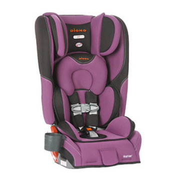 Diono Rainier Convertible+Booster Car Seat (Orchid)