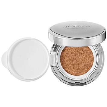 AmorePacific Color Control Cushion Compact Broad Spectrum SPF 50+ 208 Amber Gold 1.05 oz