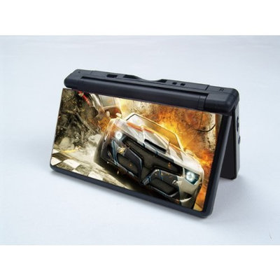 Pacers RACE Decorative Protector Skin Decal Sticker for Nintendo DS Lite
