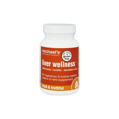 Michael's Health Products Liver Wellness - 60 Tablets - Other Herbs