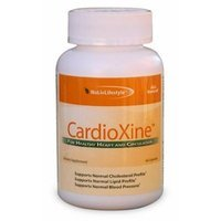 CardioXine - a comprehensive heart and cardiovascular support supplement [1 bottle, 60 vegetable capsules]
