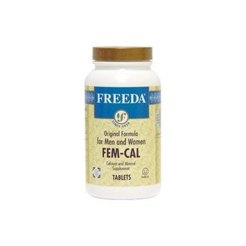 Freeda Kosher Fem-Cal-Original - 250 TAB