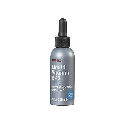 GNC Liquid Vitamin B-12