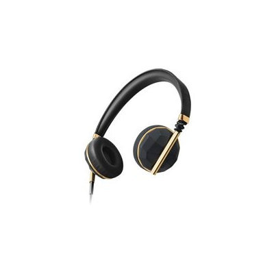 Linea No1 On-Ear Headphone - Carbon/Gold