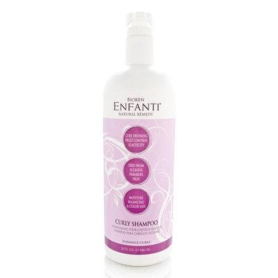 Bioken Enfanti Natural Remedy Curly Shampoo 946ml/32oz