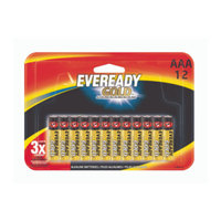 Energizer Eveready Gold AAA - 12pk