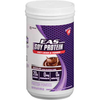 EAS Soy Protein Chocolate Powder