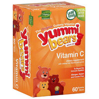 Yummi Bears Vitamin C Dietary Supplement Gummy Bears