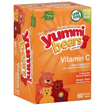 Yummi Bears Vitamin C Dietary Supplement Gummy Bears