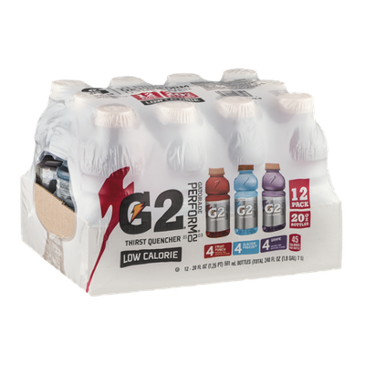 Gatorade® G2 Perform 02 Thirst Quencher Low Calorie Drinks