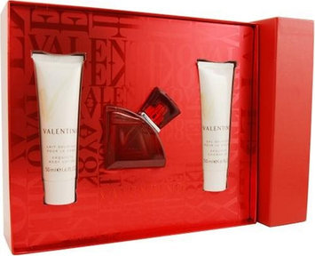 VALENTINO V ABSOLU by Valentino SET-EAU DE PARFUM SPRAY 1 OZ & BODY LOTION 1.6 OZ & SHOWER GEL 1.6 OZ for WOMEN