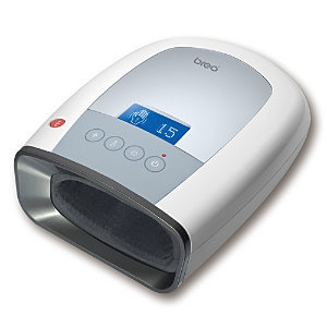 Breo iPalm520 Hand Massager with 4xAA Batteries