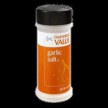 Guaranteed Value Garlic Salt