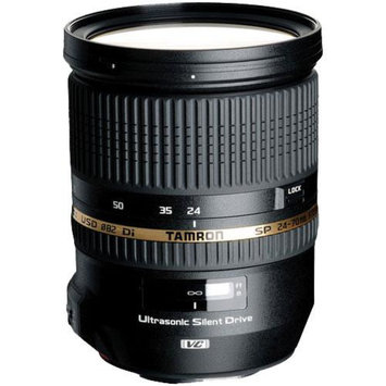 Tamron 24-70mm f/2.8 VC USD Lens (for Canon EOS Cameras)