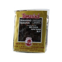Thai World Import Export Co. Ltd. Tamarind Without Seed, 16 Oz