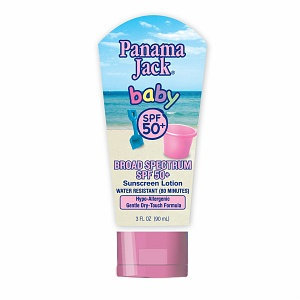 Panama Jack Baby Sunscreen Lotion
