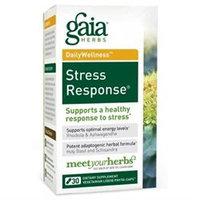 Gaia Herbs - Stress Response Liquid Phyto Caps - 30 Vegetarian Capsules