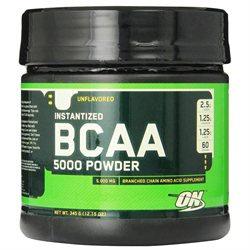 Optimum Nutrition, Inc. Optimum Nutrition Instantized BCAA 5000 Powder, 336 g