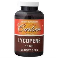 Carlson Laboratories Carlson Labs - Lycopene 15 mg. - 60 Softgels