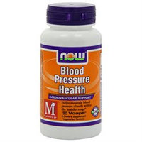 NOW Foods - Blood Pressure Health - 90 Vegetarian Capsules