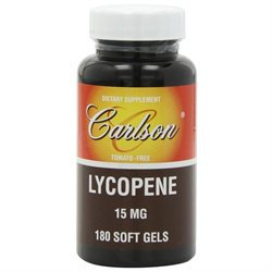 Carlson Laboratories Lycopene 15 MG - 180 Softgels - Other Supplements