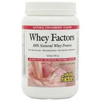 Natural Factors Whey Factors Natural Strawberry