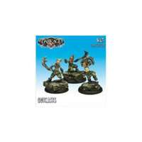 Dark Age Games 5108 Outcast Scuts 3 Miniature Games