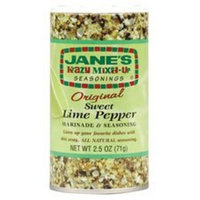 Jane's Krazy Mixed-Up Sweet Lime Pepper - 2.5 oz