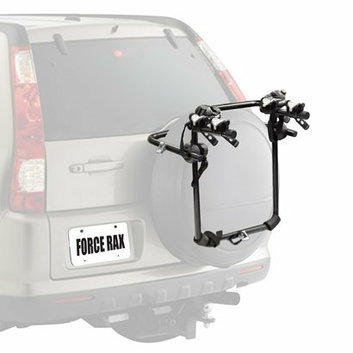 Cycle Force Force Rax 2 Bike Spare Tire Rack - Black