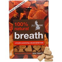 Isle of Dogs Breath 100% Natural Dog Treat 12 oz.