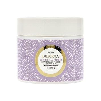 LaLicious Sugar Lavender Extrordinary Whipped Sugar Scrub 16 oz
