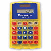 Learning Resources Student Calc-U-Vue Classpack, 10