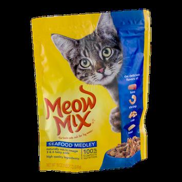 Meow Mix Cat Food Seafood Medley