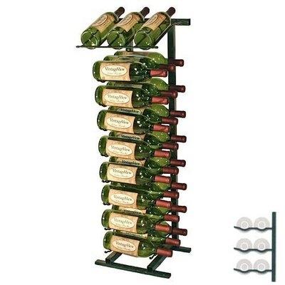 Vintageview Platinum Series 27 Bottle Wine Rack