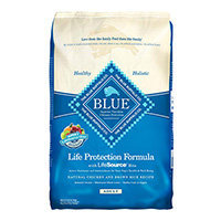 Blue Buffalo Chicken and Brown Rice Adult Dog Food