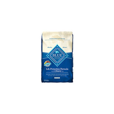 Blue Buffalo Life Protect Senior Dry Dog Food 30lb