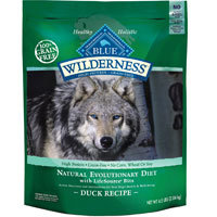 Best Friend Products Corp Blue Buffalo Wilderness Duck Dry Dog Food 11lb