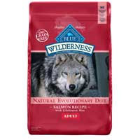 Best Friend Products Corp Blue Buffalo Wilderness Salmon Dry Dog Food 11lb