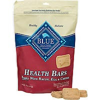 Blue Buffalo Company Blue Buffalo BB10633 Health Bar Bacon Egg & Cheese Dog Biscuits 1.1 lbs.